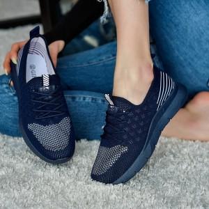 Кроссовки женские SJ 587 синие