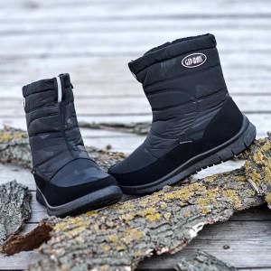 Ботинки Женские 126 черные