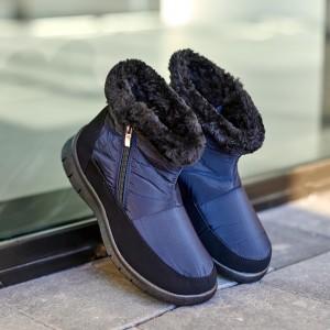 Ботинки Женские 123 синие