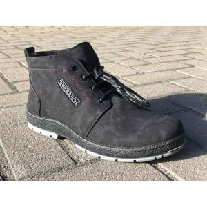 Ботинки Мужские ДАГО черные