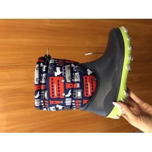 Ботинки детские з утеплителем
