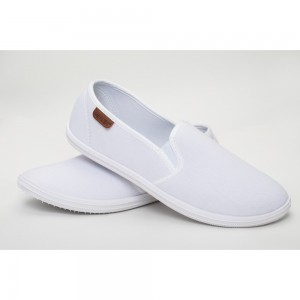 Мокасины женские S 12  Белый