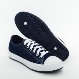 Кеды CK 110 синий джинс