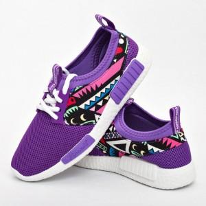 Кроссовки женские DRD 200 фиолет