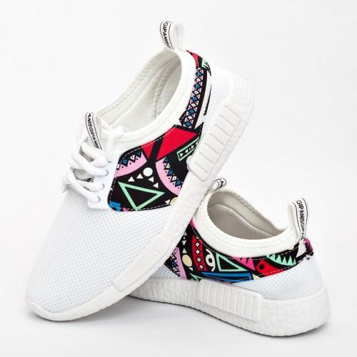 Женские кроссовки DRD 200 белые