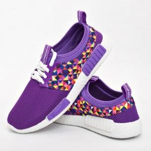 Кроссовки женские DRD 2010 фиолет