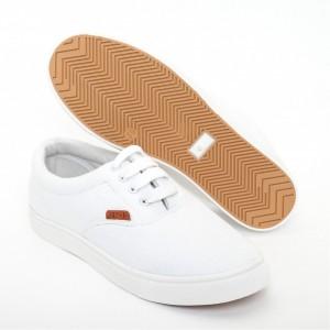 Вансы женские VS-701 белые