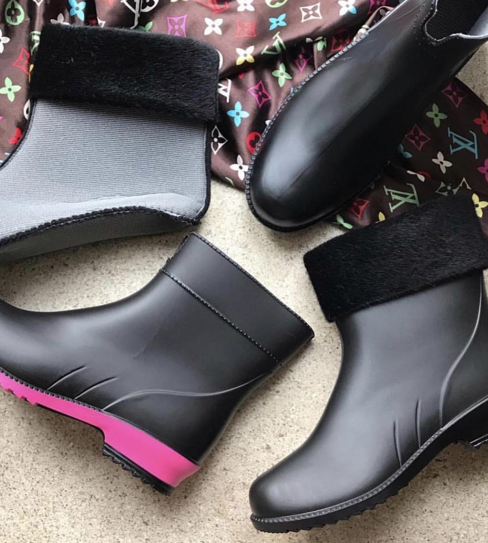осення женская обувь